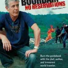 Locandina di Anthony Bourdain: No Reservations
