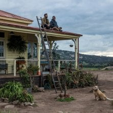The Leftovers 3: Justin Theroux e Scott Glenn nella prima foto
