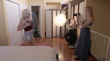 Hot Girls Wanted: Turned On, una scena della serie-documentario