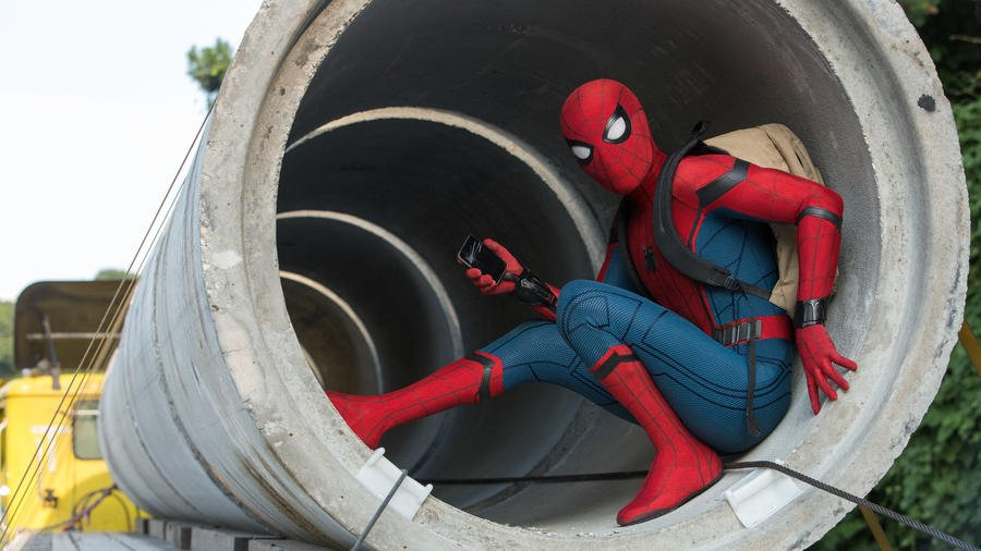 Spider-Man: Homecoming, una nuova foto del film