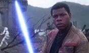 """Star Wars, John Boyega: """"Prima di diventare famoso, venivo sempre fermato dalla dogana americana"""""""