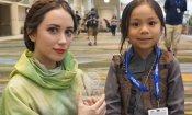 Rogue One: una mini Jyn consegna i piani della Morte Nera a tutte le Principesse Leia
