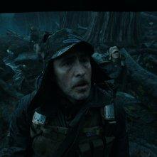 Alien: Covenant, Demián Bichir in un momento del film