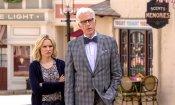 The Good Place, da oggi su Infinity in esclusiva la serie tv con Kristen Bell e Ted Danson