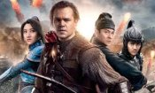 The Great Wall, clip in esclusiva dagli extra del DVD del film con Matt Damon