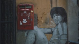 Maradonapoli: un'immagine del documentario su Maradona