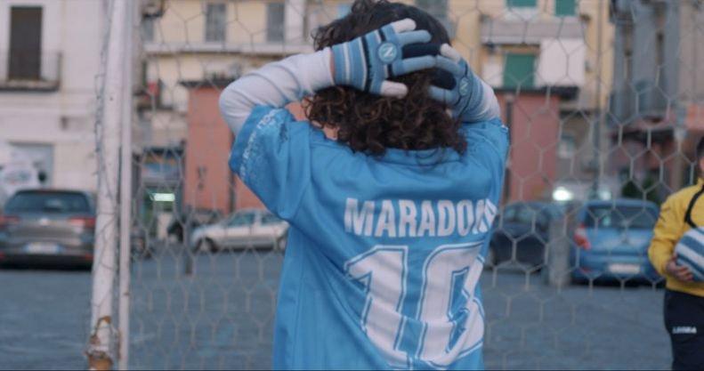 Maradonapoli: un'immagine del documentario
