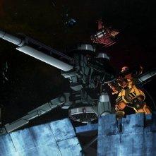 Mobile Suite Gundam Thunderbolt: December Sky, un'immagine del film d'animazione