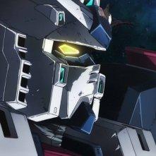 Mobile Suite Gundam Thunderbolt: December Sky, una scena del film d'animazione