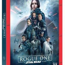 Il blu-ray 3D e 2D di Rogue One: A Star Wars Story