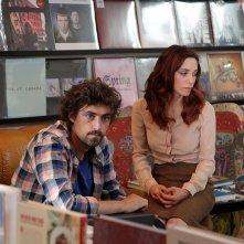 The Space Between: Flavio Parenti in un momento del film