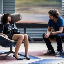 The Space Between: Maeve Dermody e Flavio Parenti in un momento del film