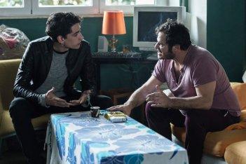 Tutto quello che vuoi: Andrea Carpenzano e Antonio Gerardi in una scena del film