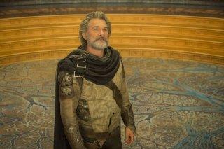 Guardiani della Galassia Vol. 2: Kurt Russell nel ruolo di Ego il Pianeta Vivente