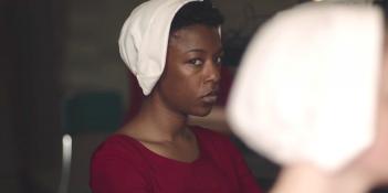 The Handmaid's Tale: un momento dell'episodio Birth Day