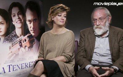 La tenerezza - videointervista a Giovanna Mezzogiorno e Renato Carpentieri