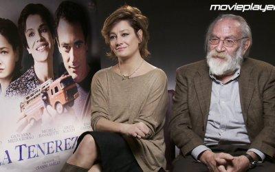 """La tenerezza, Gianni Amelio e Giovanna Mezzogiorno: """"I rapporti tra estranei sono i più facili"""""""