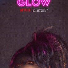 GLOW: il poster di Jenny