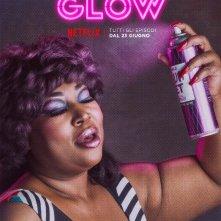GLOW: il poster di Tammie