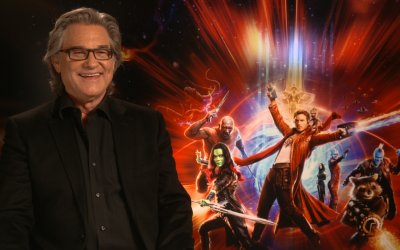 """Kurt Russell è Ego in Guardiani della Galassia 2: """"Come il mio personaggio voglio essere uno su un trilione"""""""