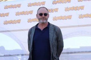 Comicon 2017: Liam Cunningham posa al photocall