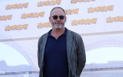 """Liam Cunningham al Comicon: """"Ser Davos sul Trono di Spade? Magari solo per pulirlo"""""""