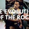 L'evoluzione di Dwayne Johnson in un supercut con i suoi ruoli migliori!