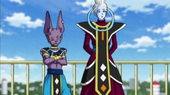Due personaggi della serie