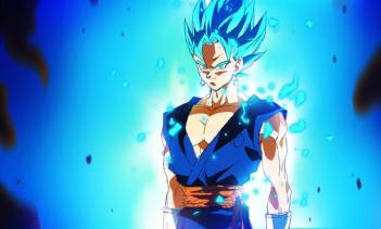 Un immagine della serie Dragonball Super