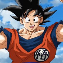 Goku in un immagine di Dragonball Super