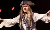 Pirati dei Caraibi: il video di Johnny Depp a Disneyland e le foto dei Funko