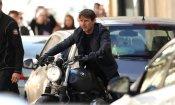 Mission: Impossible 6, un video girato sul set mostra Tom Cruise in moto