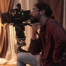 Alcolista: il regista Lucas Pavetto sul set del film