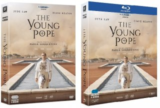 Le cover homevideo di The Young Pope