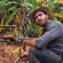 Gold - La grande truffa: Edgar Ramirez in una scena del film