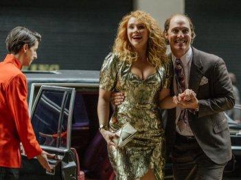 Gold - La grande truffa: Matthew McConaughey e Bryce Dallas Howard in una scena del film