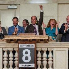 Gold - La grande truffa: Matthew McConaughey, Edgar Ramirez e Bryce Dallas Howard in una scena del film