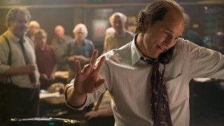 Gold - La grande truffa: Matthew McConaughey in una scena del film