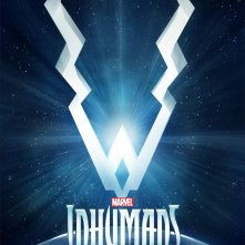 Inhumans: il poster della serie Marvel