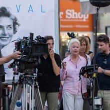 Paris Can Wait: Eleanor Coppola sul set del film da lei diretto
