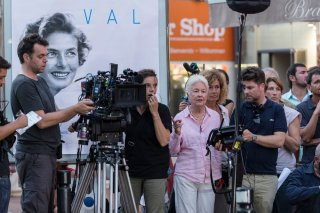 Paris Can Wait: Eleanor Coppola sul set del film da lei diretto