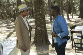 Scappa - Get Out: Lakeith Stanfield e Daniel Kaluuya in una scena del film