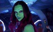 Guardiani della Galassia 3: James Gunn sta scrivendo la sceneggiatura, Gamora avrà un ruolo centrale