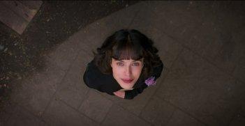 This Beautiful Fantastic: Jessica Brown Findlay in una scena del film