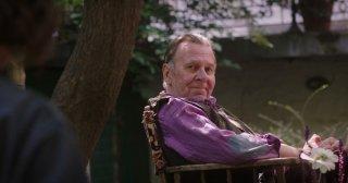 This Beautiful Fantastic: Tom Wilkinson in una scena del film