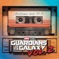 La copertina di Guardians of the Galaxy: Awesome Mix Vol. 2