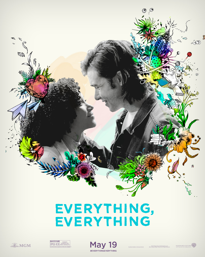 Everything, Everything: un nuovo poster del film