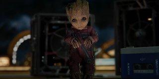 Guardiani della Galassia Vol. 2: Baby Groot nel film