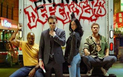 The Defenders, il nostro commento al trailer: alleanze, resurrezioni e… Sigourney Weaver!
