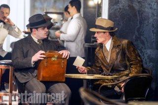 Assassinio sull'Orient Express: un'immagine del film